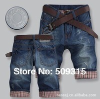 2013 Hot sell men Summer leisure shorts,High quality,casual pants,men's jeans,men's denim shorts,Size:28-36,free shipping