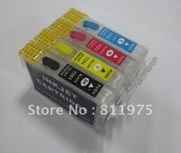 Free ShippingT1281 -T1284 refillable ink cartridge for epson Stylus S22 SX125 SX420W SX425W Stylus Office BX305F BX305FW Printer