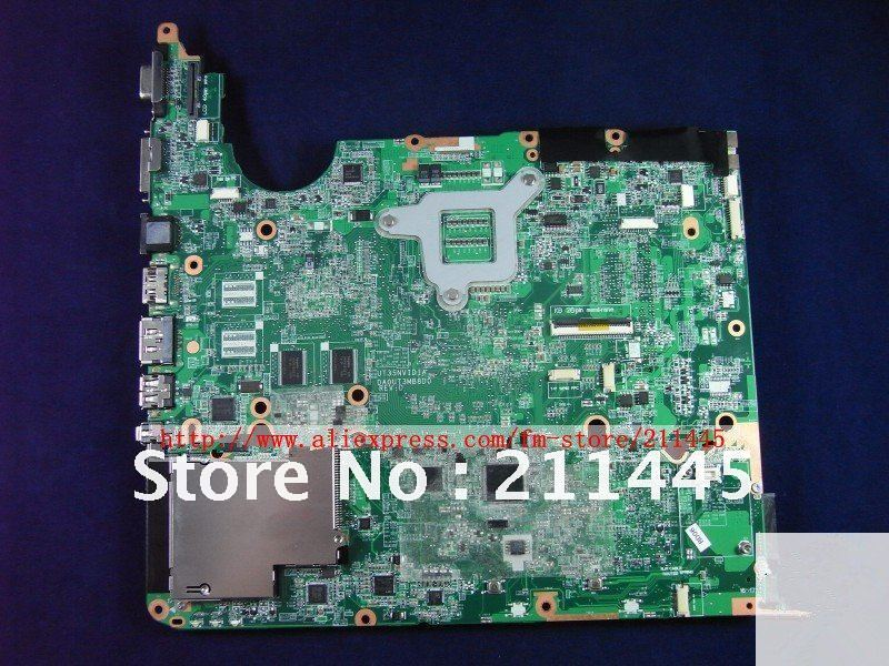 511864-001 laptop motherboard for HP Pavilion dv6 Series FF Intel Laptop mainboard 100% tested system board free shipping(China (Mainland))
