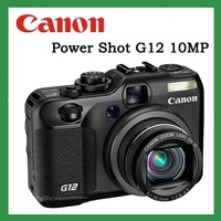 Genuine  G12 Canon PowerShot  with a 10 megapixel CCD sensor and DIGIC 4 image processor CANON Camera camera canon
