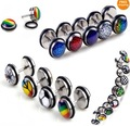 20pcs Wholesale Body Jewelry Lots Fake Ear Plug Cheater Expanders 3style U Pick