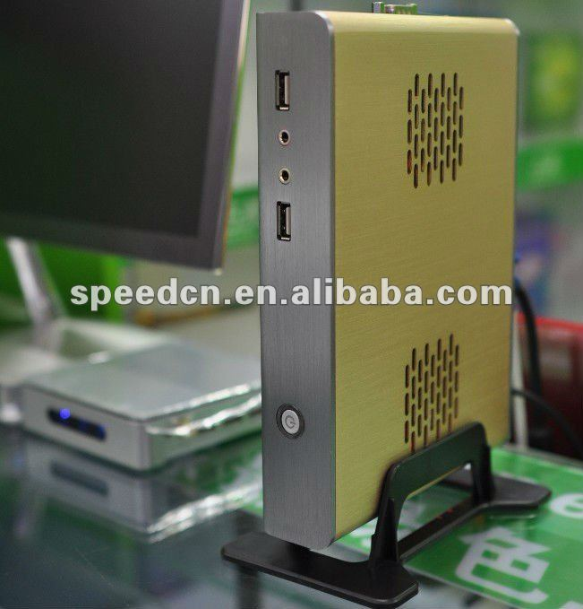 Mini pc PXE thin client DUAL CORE ATOM D525 good pc terminal device