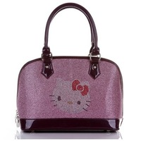hello kitty handbags tote NEW  Women's handbags hellokitty cheap Multifunctional bags shoulder bags black 1pcs 9046 BKT222A