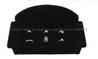 Wholesale Jewelry Box Freeshipping+20pcs Tin Alloy Round  Watches&Gift &Jewelry Box For Led Watch-in Gift Boxes