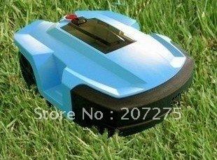 Intelligent lawn mower