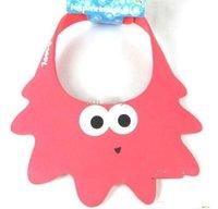 baby Kids Shower cap hats bath& sun visors baby care cartoonToddler Shower Baby Bathing shampoo Cap 1pcs retail