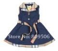 Free shipping 2012 hot sale kids summer dresses 5 pcs/lot children dresses Girl dress Sleeveless ST01-016