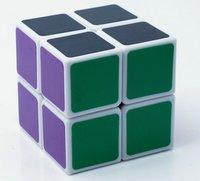 Lanlan 2x2 Speed Cube Black / white Magic Cube Puzzle (Free US Domestic Shipping)