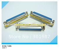 D-SUB MINI GENDER CHANGER DB37 Female to DB37 Female Adapter