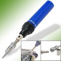 Wholesale Gas Soldering Cordless Iron Professional Butane Pen Shape Tool Free Shipping