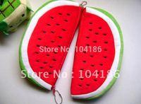 6PCS BIG Volume Size Watermelon Pen Pencil BAG Pouch Case ; Cosmetics Storage Pouch Bag Case Holder  Purse Wallet BAG
