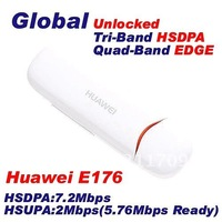 Huawei HSUPA Modem E176 - Tri-Band   Cellular Modem easy-to-use USB modem HSDPA / UMTS -850/1900/2100MHz.