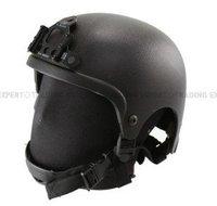 NAVY SEAL Team IBH Helmet Black motorcycle helmet free ship