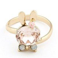 Кольца кристалла магазин