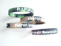 Glow silicone bracelets & wristbands
