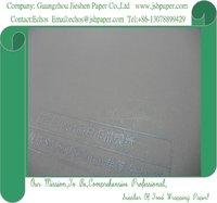 board paper,210gsm Food PE Coated Board