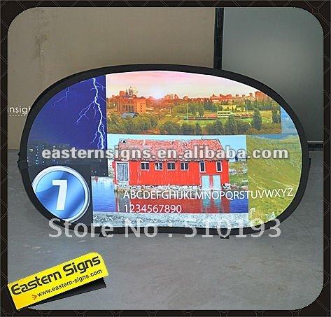 Hot Selling Horizontal Pop Up Banner(China (Mainland))