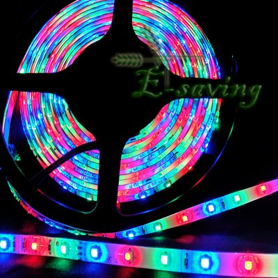 5050 300 5M cool white LED Strip SMD Flexible light 60led/m indoor non-waterproof