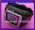 N388 watch phone Singel sim  2012 nuevo Barato Reloj  telefono celulare EMS DHL Freight can be negotiable