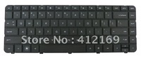 New Keyboard for HP 430 630 630s Series US Black