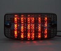 SMOKED Lens LED Motorcycle Tail Light Brake Light For HONDA MAGNA / SPIRIT 750 1994-2007