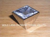 L30xW30xH28mm 50pcs/lot Free shipping crystal glass furniture knob/drawer knobs/cabinet knob