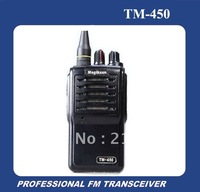 DHL Freeshipping New  Magiksun Professional two way radio  Radio TM-450 UHF 400-470