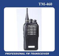 DHL freeshipping 16channel 5W UHF 400-470MHz radio competitive price MAGIKSUN TM-460 two way radio