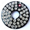 Free Shipping 48 LEDs 5mm Infrared IR For Camera IR Bulb 940nm Led Panel LI-06