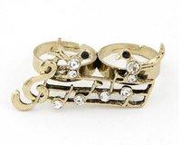 Кольцо 21B53 Angel wings ring jewelry! AAA! -Crystal shop