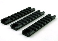 G36C Picatinny RIS 20mm 3X Short Rail set free ship