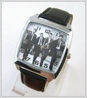 The Beatles Fashion Steel Watch Wrist Quartz Xmas