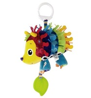 10pcs Free Ship Lamaze Huey the Hedgehog