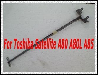NEW LCD Hinge L+R for Toshiba Satellite A80 A80L A85 15