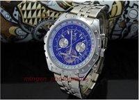 Deluxe Pilots Business Men Suits Calendar Tourbillon Automatic Mechanical Watch Free shipping