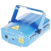 4 patterns mini laser stage lighting for DJ disco club party Christmas LB-06-4A  5PCS