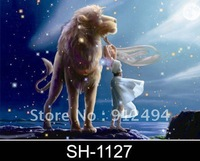 Free shipping 3D HD decoration picture ,3D poster ,3D sticker