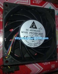 Delta 9238 PFC0912DE 12V 4.32A Server Fan For HP ML370 DL370G6 P/N:519559-001 492120-001 CPU Cooler Fan,Cooling Fan(China (Mainland))