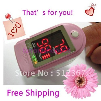 highly recomended!!CE&FDA Fingertip Pulse Oximeter LED display, SPO2 monitor, oximetry