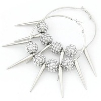 Кольцо 22A44 Fashion Resizable Big Flower Rings jewelry! cRYSTAL sHOP