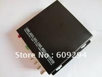Hot Video Optical Transceiver-4 Channels video optical digital converter( transmitter/receiver)