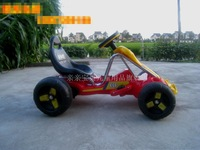 high quality electric  children four wheel go kart,,with 6V-10AH battery, free fast  shipping