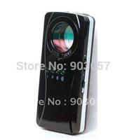 Factory Price Wireless Hidden Camera BUG Laser RF DETECTOR+ Mic,Signal Detector,Bug Detector,RF Detector free shipping DHL/EMS