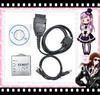 NEWEST V1.5 ELM327 USB metal case CAN-BUS diagnostic
