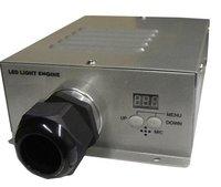36W(9R9G9B9W) LED RGBW optical fiber engine,DMX compatible;8 dmx channel