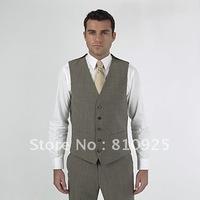 vest designing!tailored vest for groom ,2012 hot sale ,free shipping