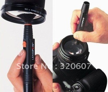 Lens Cleaning Pen for Camera Camcorder Lenses & Filters
