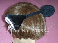Fashion cute cat ears headband, fashion Christmas gifts, factory direct sales, EMS free shipping