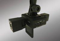 1pcs New arrival hot sale Double Camera Car DVR PD100 retail sealed