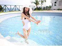 white or black one piece swimwear Ladies' Bikini Swimwear,swimsuit Swimwear Sexy Swimwear Free Shipping